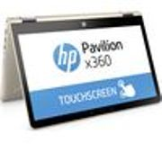 "HP Pavilion X360 14-Ba048sa 14"" 2 in 1 - Silk Gold"