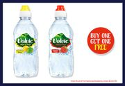 Buy 1 Volvic Touch of Fruit Get 1 Free