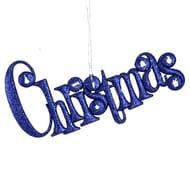 Blue Glitter Christmas Product no.: TD125947