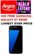 Sim Free Samsung Galaxy S7 Edge. ARGOS LOWEST PRICE EVER!