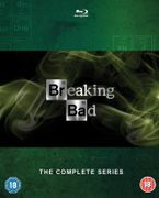 Breaking Bad: The Complete Series (Includes UltraViolet Copy) [Blu-Ray]