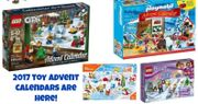 Top 15 Advent Calendar Toys 2017. What's inside the MOST POPULAR BEST SELLERS