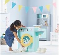 Asda Kids Wooden Toy Washing Machine