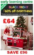 BLACK FRIDAY MEGA DEAL! save £96! Retro Diner Kitchen. NOW £64 DELIVERED!