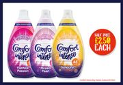 Comfort Intense £2.50 Each / Half Price