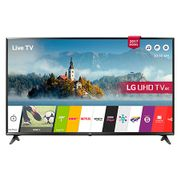 LG 49 Inch Smart Ultra HD 4K LED TV with webOS 3.5, Freeview HD and Freesat HD