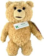 "Ted 8"" Plush with Sounds at Forbidden Planet International"