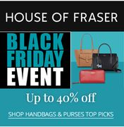 Black Friday Designer Handbags & Purses - TOP PICKS - up to 40% OFF