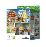 Animal Crossing: Amiibo Festival W/ 2 Amiibos, 3 Amiibo Cards (Nintendo Wii U)
