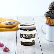 Judes Ice Cream! 6 X 500ml Black Coconut Limited Edition