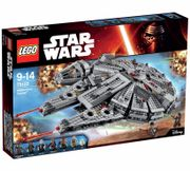 Great Deal on LEGO Star Wars Millennium Falcon 75105