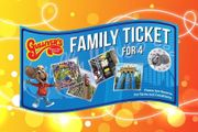 Plan Ahead and save Pounds GULLIVERS THEME PARK TIX for SUMMER HOLS