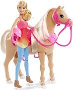 Barbie Dancing Fun Horse Was £49.99