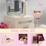Hummingbird Bakery - Win Huge Bundle of Baking Gifts