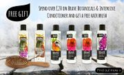 Faith in Nature - Spend over £20 on Brave Botanicals + Get Free Bamboo Hairbrush