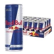 Red Bull Energy Drink, 250 Ml, Pack of 24 £15 (Prime)