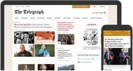 Telegraph Premium £50 per Year plus Free Google Home worth £129
