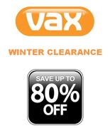 Amazing Deals Here! VAX CLEARANCE EVENT - HURRY END 12TH DECEMBER