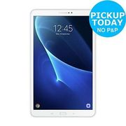 Samsung Tab a 10.1 Inch HD 16GB WiFi Android Tablet - White - from Argos/ebay