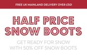 Trespass - up to 67% off Snow Boots
