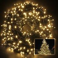 100m/328ft Indoor Outdoor Fairy Christmas Lights