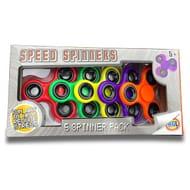 Fidget Spinner 5 Pack
