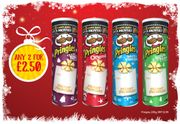 Pringles Cans Any 2 for £2.50
