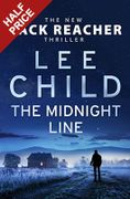 The Midnight Line Lee Child Waterstones