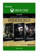 Xbox One Dishonored X3 Games on Download