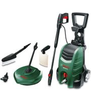 Bosch AQT 37-13 Pressure Washer Combi Kit 130 Bar with FREE GIFT worth £21