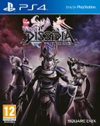 Dissidia Final Fantasy NT - Inc. 3 Trading Cards (PS4)「Pre-Order」