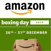 Amazon BOXING DAY SALE on NOW