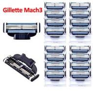 Gillette Mach 3 Blades 16 Pack