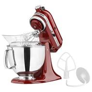 KitchenAid 150 Artisan 4.8L Stand Mixer, Cinnamon Red
