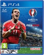 Pro Evolution Soccer 2016 (PS4)「Inc. UEFA Euro 2016 Content」