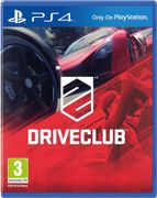 DriveClub - Standard Edition (PS4) | PSVR Edition (PS4)「£8.00 to £15.00 - Used」