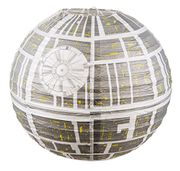 Star Wars Death Star Paper Light Shade Lamp