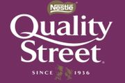 Quality Street Tin Christmas 2017 Edition 900g Reduced to Clear for £4