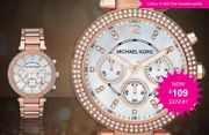 Ladies Michael Kors MK5491 Parker Watch