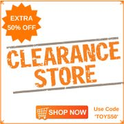 50% off Clearance Section