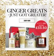 Origins Ginger Greats Set worth £80 Was £50, Now £33.50