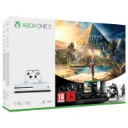 Xbox1S 1TB Assassins Creed Origins Gears of War Ultimate Edition Halo 5