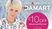 £10 off When You Spend £25 or More, with Code
