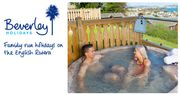 7 Night Cornwall Lodge with Hot Tub