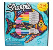 Sharpie Fish Limited Edition Permanent Markers