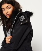 Superdry Hooded Fur Sherpa SD-Wind Attacker Jacket - 4 Colours Available