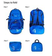 Gkeeny Lightweight Foldable Backpack 35L