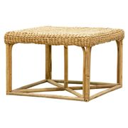 Bamboo Natural Woven Coffee Table