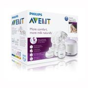 SAVE TIME MUM! Philips AVENT Comfort Twin Electric Breast Pump