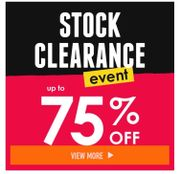 Up to 75% off at Hawkins Bazaar